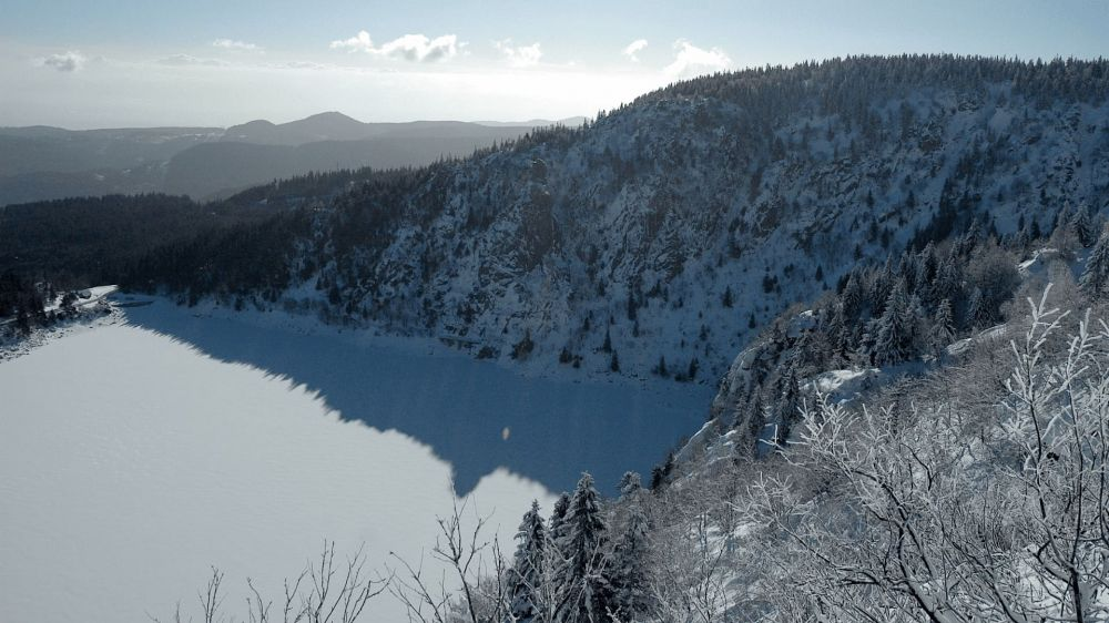Image Du Bonhomme au Lac Blanc