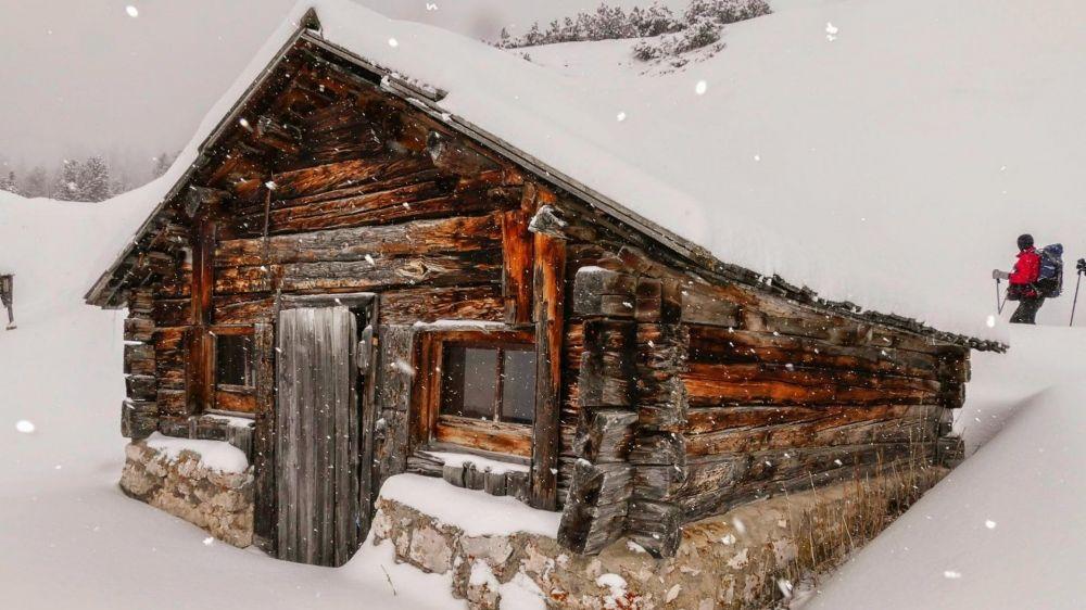 Image Raquettes au coeur des Dolomites de Cortina