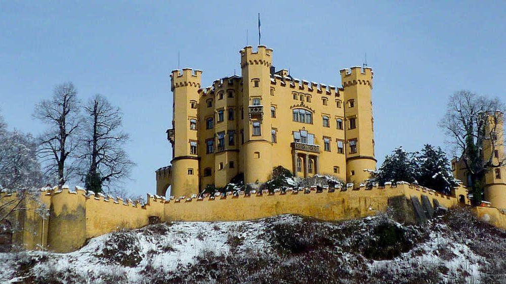 Image Tyrol et Châteaux de Bavière