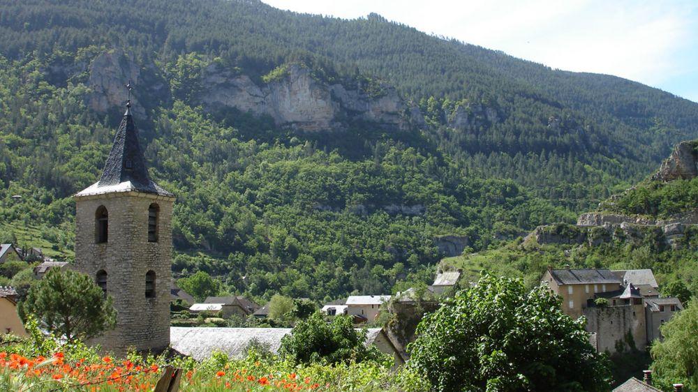 Image Tarn et Jonte, des gorges panoramiques