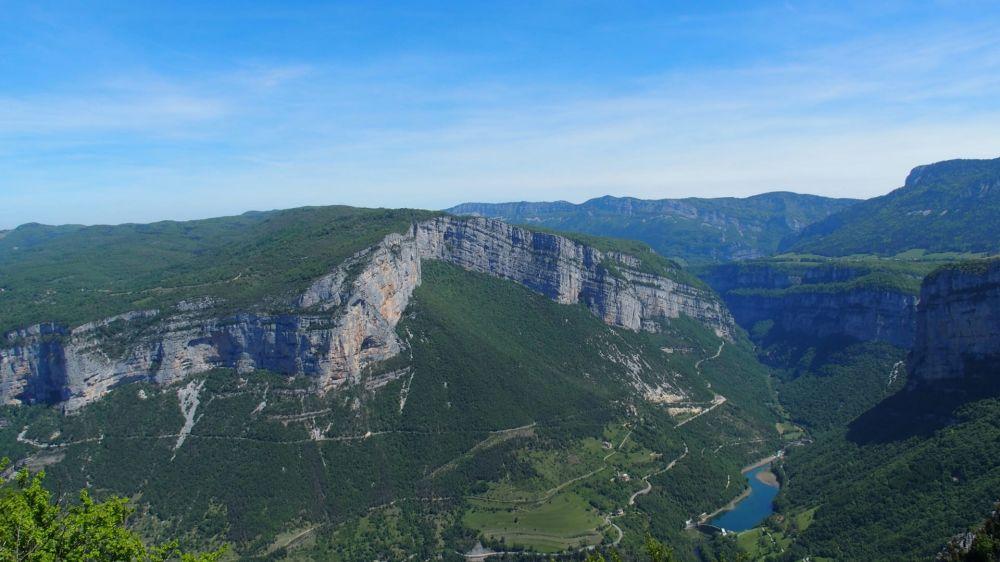 Image Vercors : sentiers et sommets des 4 Montagnes