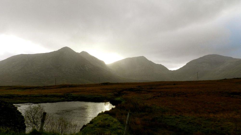 Image Le Connemara et la Western Way