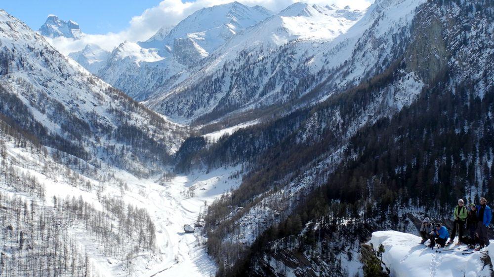 Image Réveillon blanc dans le Queyras