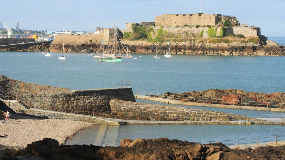 Image Îles Anglo-Normandes : Jersey et Guernesey