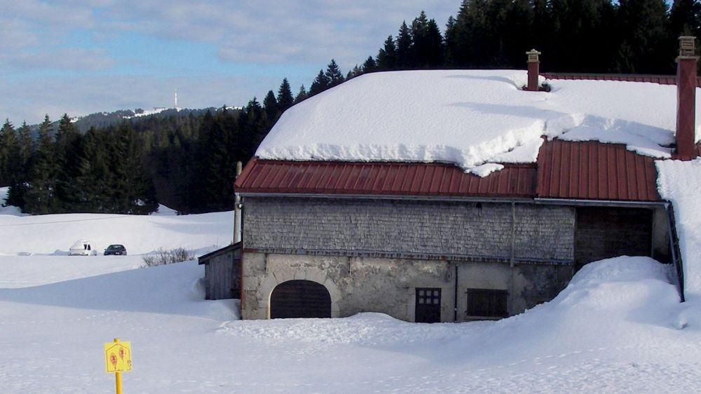 Image La Grande traversée du Jura