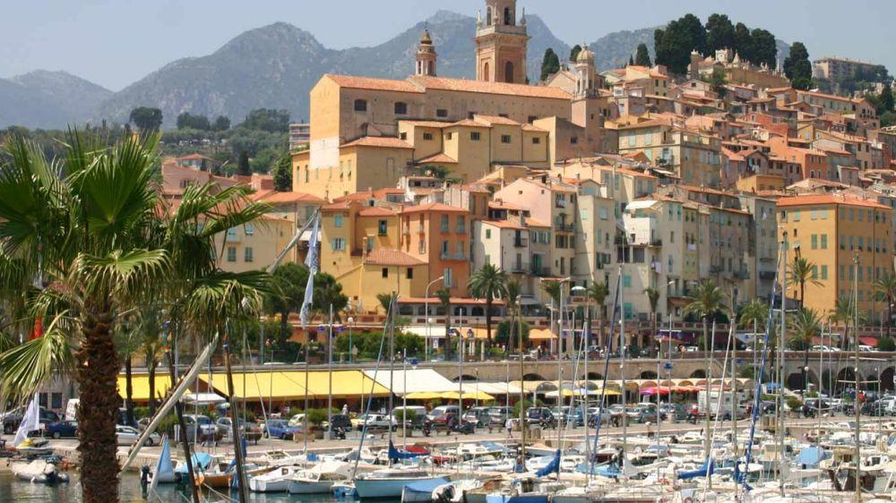 Image La Ligurie de Menton à San Remo