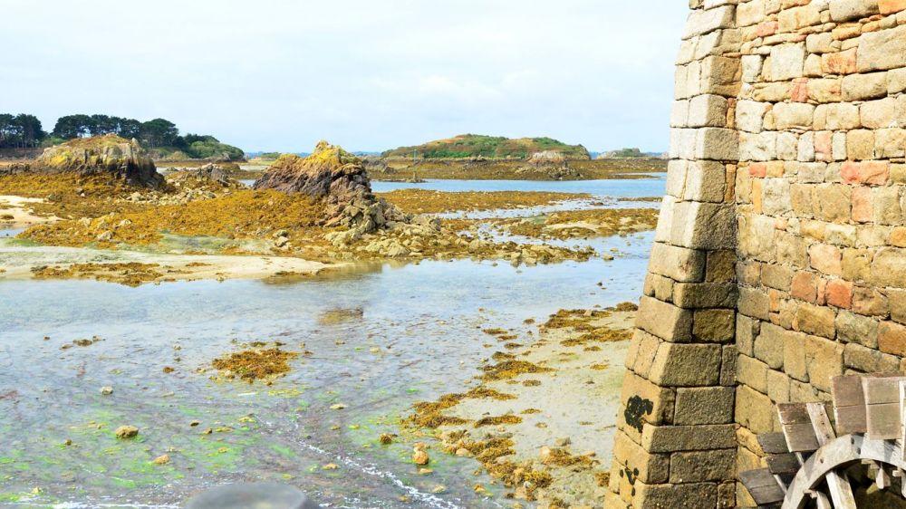Image La Côte de Granit Rose