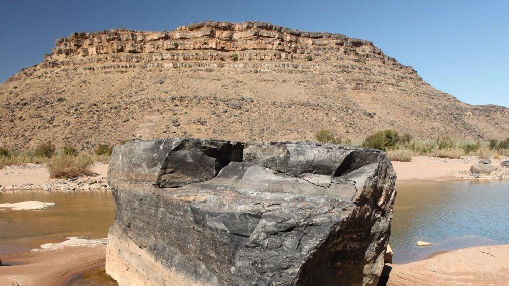 Image Namibie, terre de contrastes