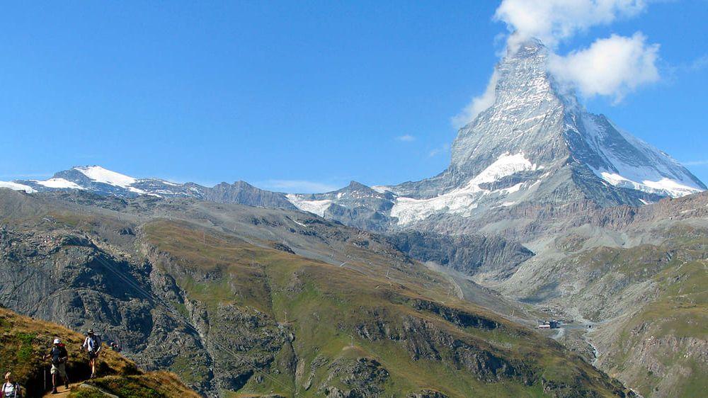 Image La Haute route de Chamonix - Zermatt
