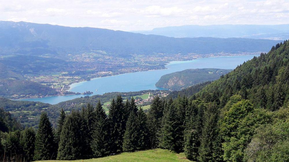 Image Du cœur des Aravis au lac d'Annecy