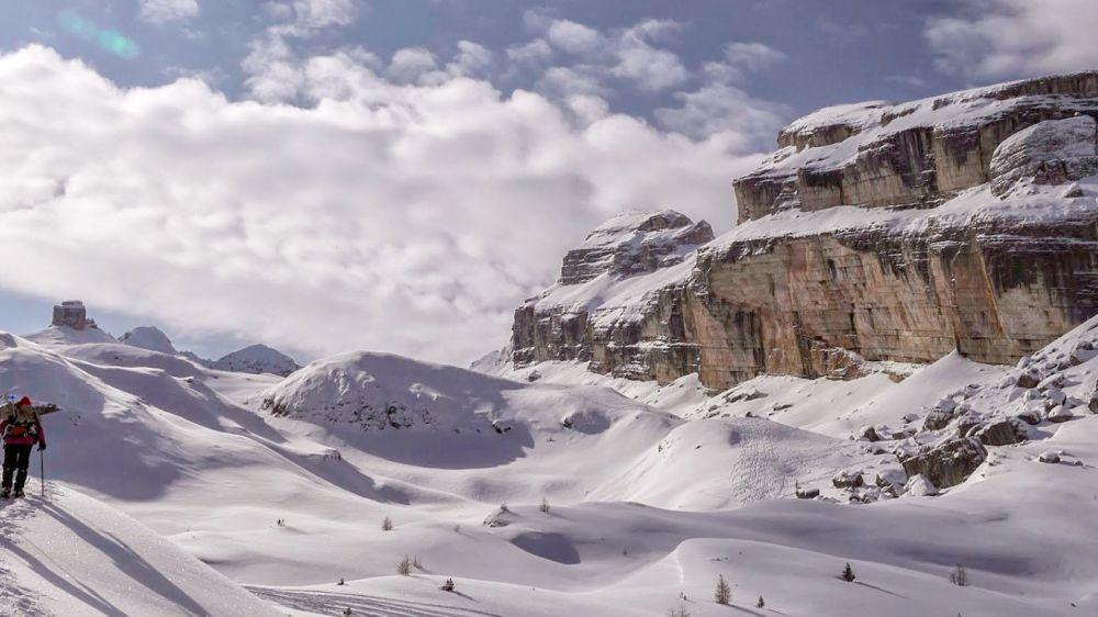 Image Dolomites magiques