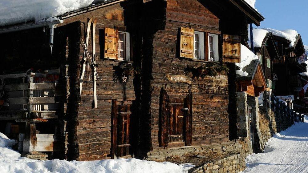 Image Séjour en raquettes et balnéo à Aletsch