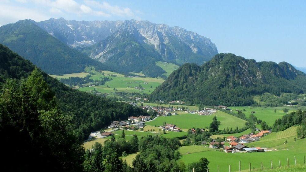 Image Tyrol : le tour du Kaisergebirge