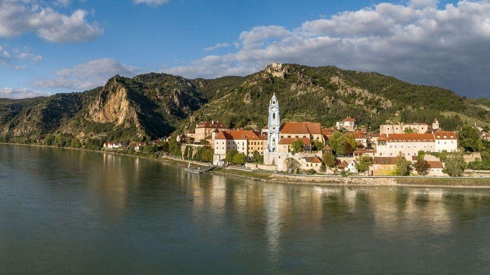 Image Vignes et Villages au fil du Danube, au cœur de la Wachau
