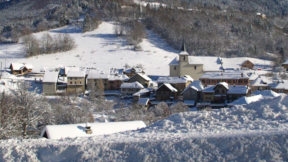 Image Réveillon du Nouvel An en Chartreuse