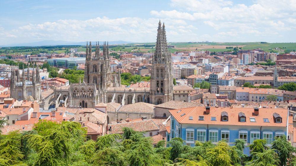 Image Chemins de Saint-Jacques : randonnée de Logroño à Burgos