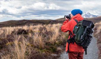 Photographier pendant la randonnée