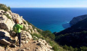 Randonnée sur l'île de Majorque
