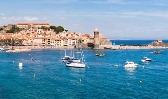 Baie de Collioure
