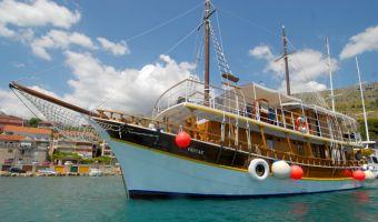 Le bateau Vrutak