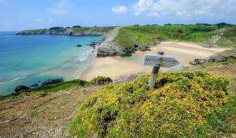 Voyage à pied : Bretagne : Belle-Île-en-Mer
