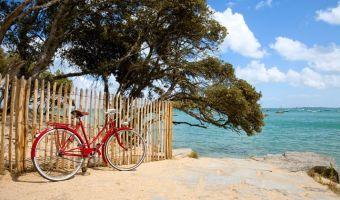 Bicyclette sur l'île de Noirmoutier