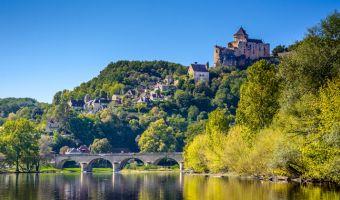 Castelnaud-la-Chapelle dans le Périgord