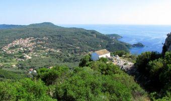 Chapelle d'Agios Symeon au-dessus de Liapades