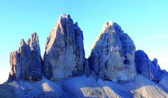 Voyage à pied : Des Dolomites à la mer Adriatique