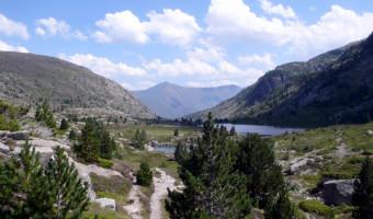 Voyage à pied : Vallées d\'Auzat et du Vicdessos, Retrouvance®