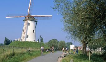 Les Flandres à vélo