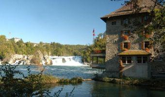 Tour du lac de Constance et chutes du Rhin