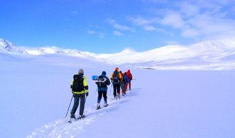 Voyage à pied : Norvège : Jotunheimen, la montagne des géants