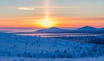 Voyage à pied : Finlande : Séjour d\'couverte à Kiilopää