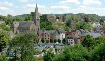 La Roche-en-Ardenne en Belgique