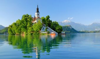 Voyage à pied : Slovénie, Les Alpes Authentiques
