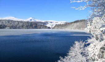 Lac Pavin à Besse