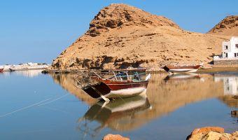 Voyage à pied : Jebels et Wadis d\'Oman