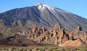 Voyage à pied : Îles Canaries : Tenerife