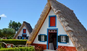 Maisons typiques de Santana