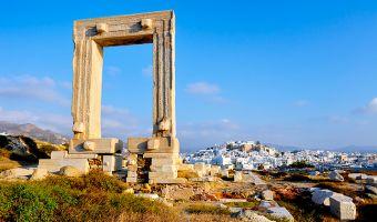 Naxos dans les Cyclades