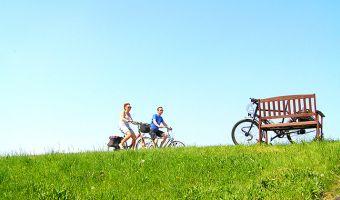 Le Nord de la Hollande en vélo