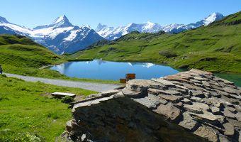 Paysage de l'Oberland