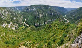 Le Point Sublime dans les Gorges du Tarn