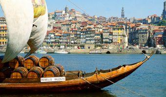La ville de Porto au Portugal