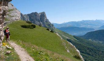 Vercors : sentiers et sommets des 4 Montagnes