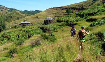 Voyage à pied : Santo Antão et Mindelo