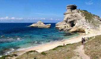 Randonnée au cap de Pertusato en Corse, France