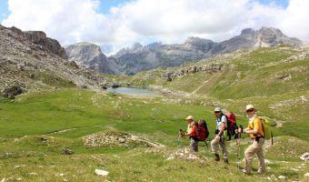 Randonnée sur les Dolomites Fantastiques