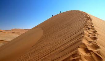 Voyage à pied : Merveilles de Namibie
